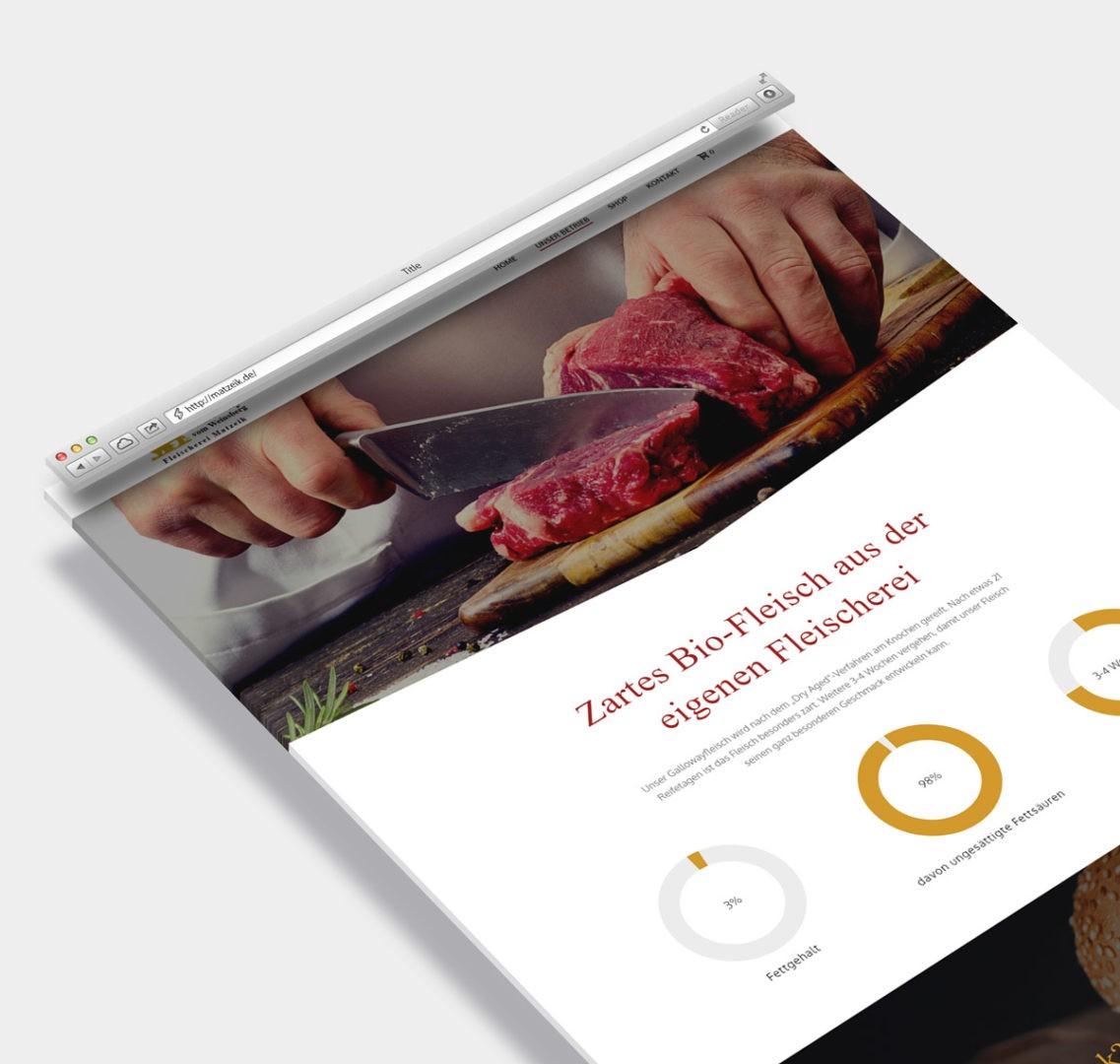 Webdesign aus Minden und Porta Westfalica von Ihrem Webdesigner Designshark
